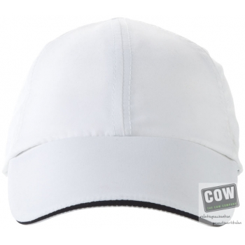 Afbeelding van relatiegeschenk:Alley 6 panel cool fit sandwich cap