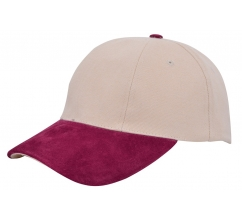 Turned brushed cap bedrukken