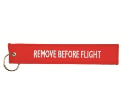 Remove Before Flight Hang Tag bedrukken
