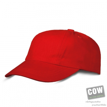 Afbeelding van relatiegeschenk:Brushed Turned Top Kids Cap