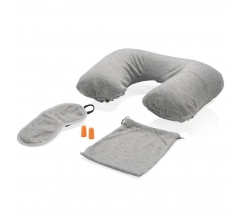 Comfort travel set bedrukken